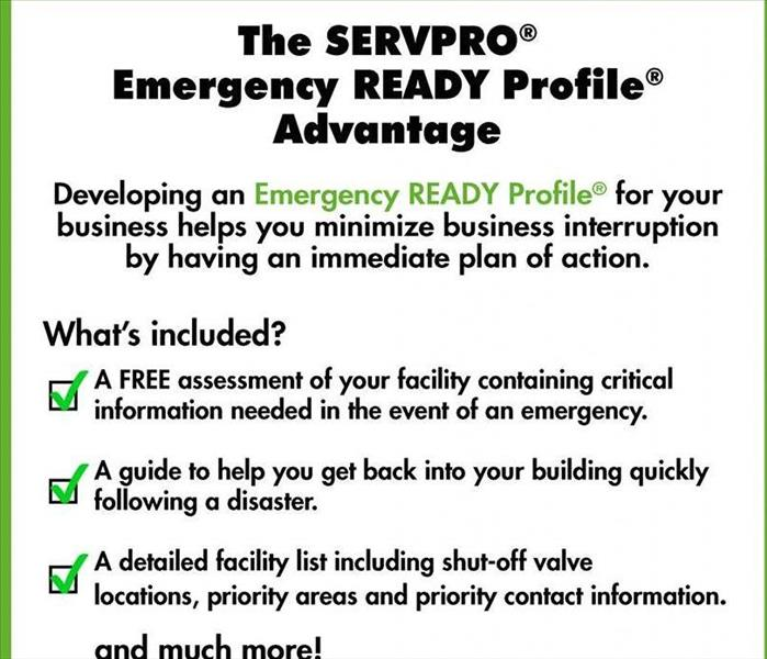 Commercial Emergency Ready Profile for your commercial business